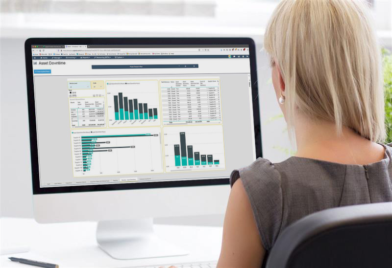 On-Demand, Real-Time Reporting